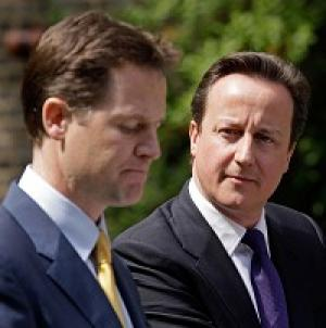 David Cameron and Nick Clegg are revealing the full details of their coalition deal