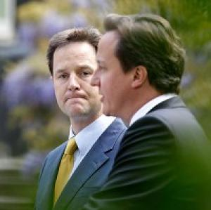 David Cameron and Nick Clegg are unveiling the full details of their historic coalition deal