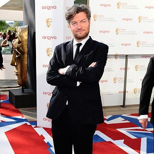 Charlie Brooker says being a dad has made him more angry