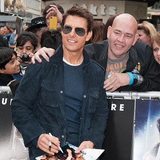 Father-of-three Tom Cruise said he has no plans to have more children