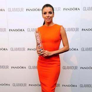 Eva Longoria has been seen out and about with an American football player
