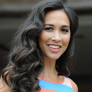 Myleene Klass has returned to Twitter for the first time since her marriage split