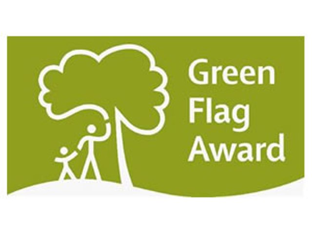 Green Flag status for two Ealing parks