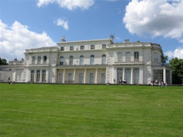At risk: Gunnersbury mansion