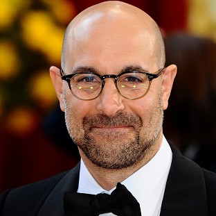 Stanley Tucci has apparently wed Emily Blunt's sister Felicity