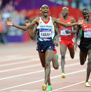 Farah and Daley add to medal tally