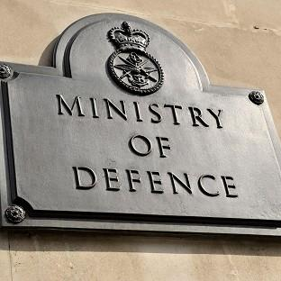 The Ministry of Defence has said two British soldiers are being investigated over the alleged murder of a woman in Kenya