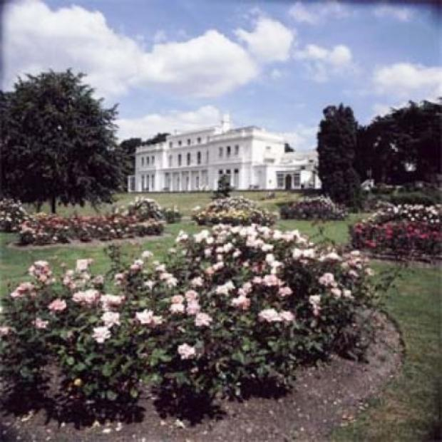 Pride of two boroughs: Gunnersbury Park