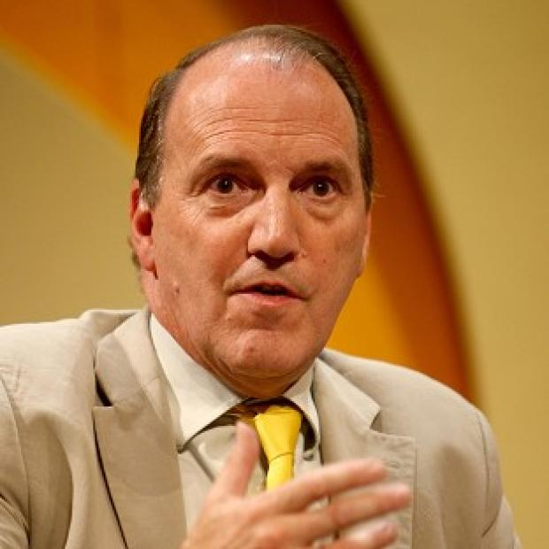 Ealing Times: Liberal Democrat deputy leader Simon Hughes said it is 'sensible, grown up politics' to talk to politicians from other parties