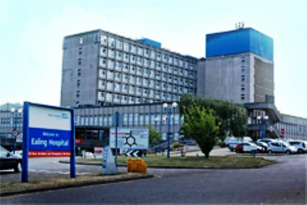 Expert to help Ealing borough's fight for hospital services