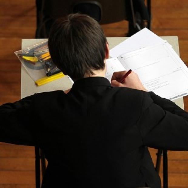Ealing Times: Figures show the proportion of teenagers scoring at least five Cs at GCSE including English and maths declined for the first time this summer
