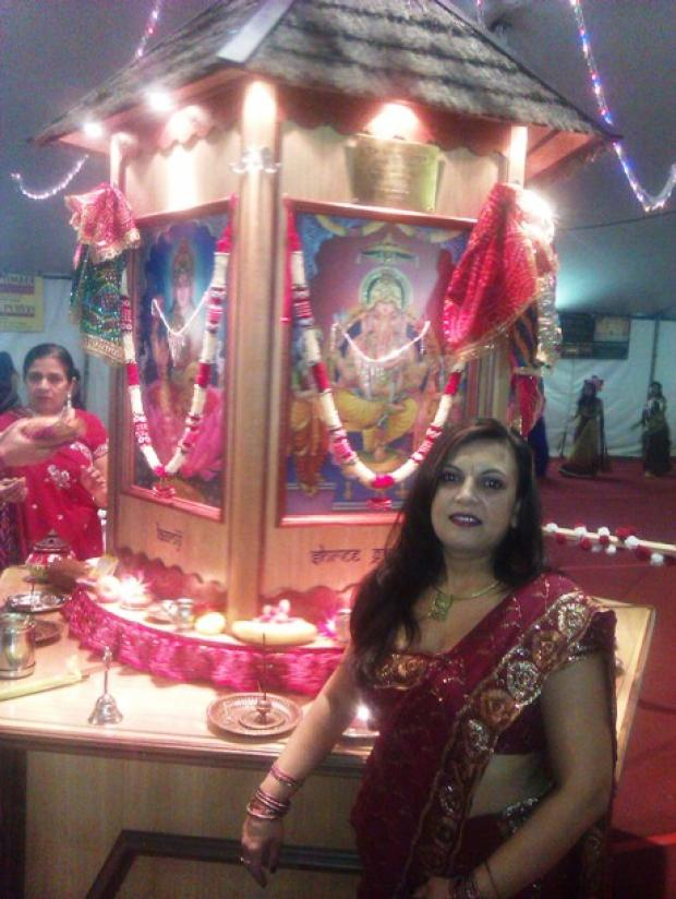 Focus on Northolt in Hindu festival