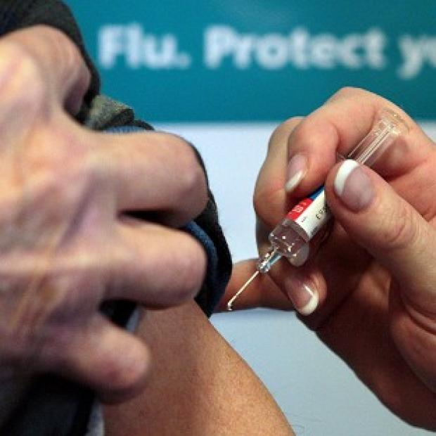 Flu vaccination rates among vulnerable people have fallen