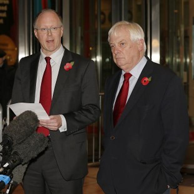 Ealing Times: BBC director general George Entwistle announces his resignation alongside BBC Trust chairman Lord Patten