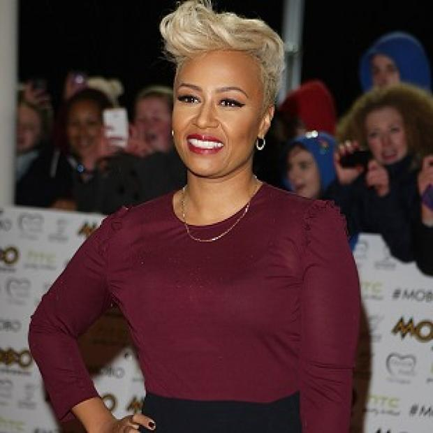 Ealing Times: Emeli Sande has seen her career soar since winning the Critics' Choice Award at this year's Brits