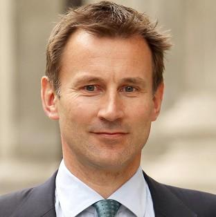 Jeremy Hunt said the reforms herald a historic change in the way that care and support is funded