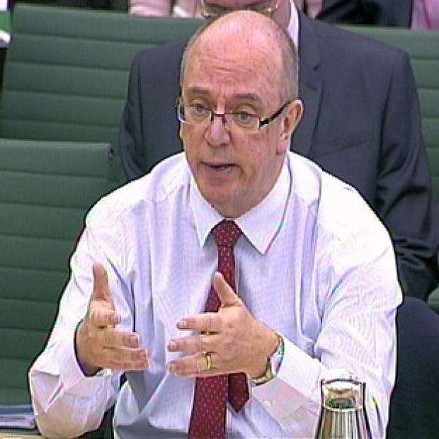 Sir David Nicholson gives evidence to the Commons Health Select Committee on the failings at Mid Staffordshire NHS Foundation Trust
