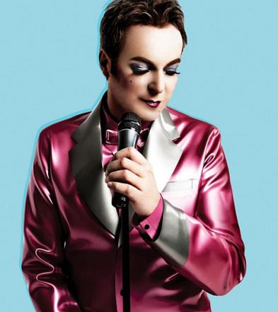 Julian Clary picks a husband in his new show coming to the Swan