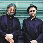 Ain't there no pleasing you? It's Chas & Dave!
