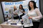 Looking for a new job or a fresh career: Join us at the Daily Echo Jobsfair on Thursday
