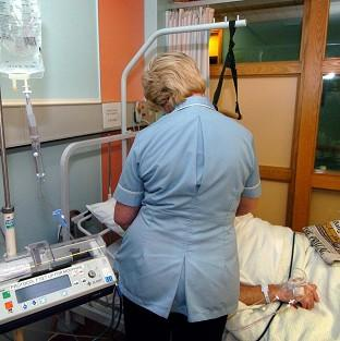 Hospitals will have to set 'safe stafflng' levels on wards