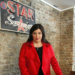 TV presenter Kirstie Allsopp has said she finds household chores