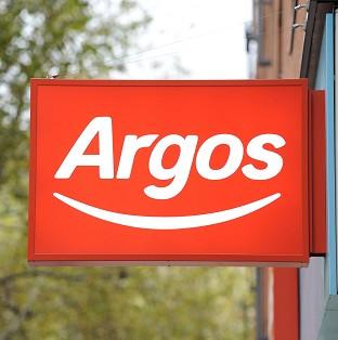 Tablet computers and games consoles helped Argos sales jump 3.8%
