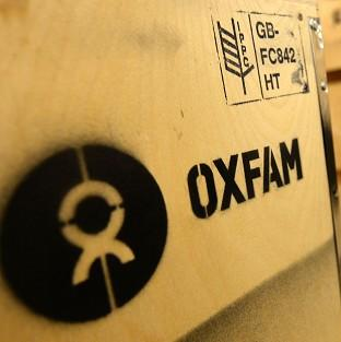 Oxfam is among charities calling on the Government to open the doo