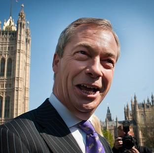 Ukip leader Nigel Farage has pledged a clearou