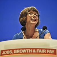 TUC: Job chances down in four areas
