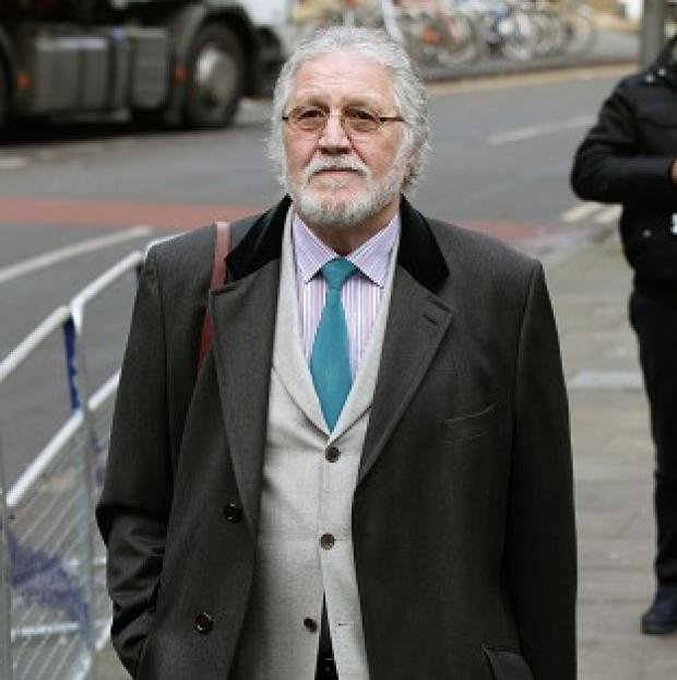 Ealing Times: Former DJ Dave Lee Travis was described as a larger-than-life character