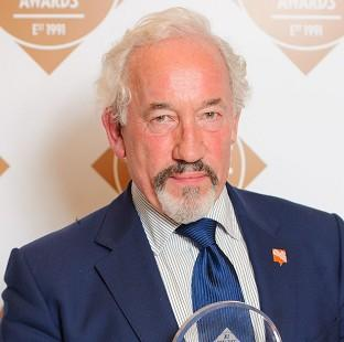 Simon Callow will attend an anniversary service for the Journalists' Charity