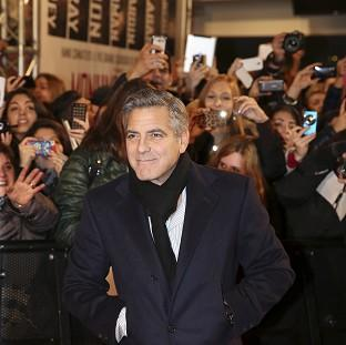 Ealing Times: Actor George Clooney wrote, directed and stars in the Second World War film The Monuments Men