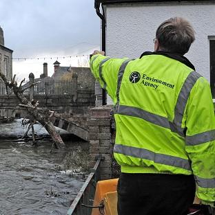The Environment Agency has announced that any redundancies have been suspended after recent flooding