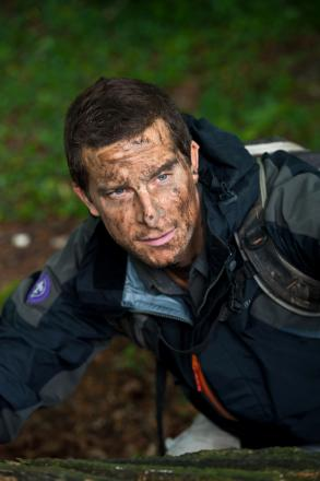 TV survival specialist Bear Grylls: his courses are coming to Ealing