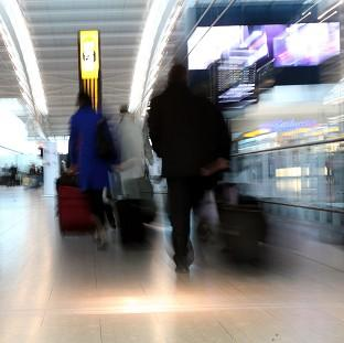 Border Force is to begin identifying potential slavery victims arriving at Heathrow Airport