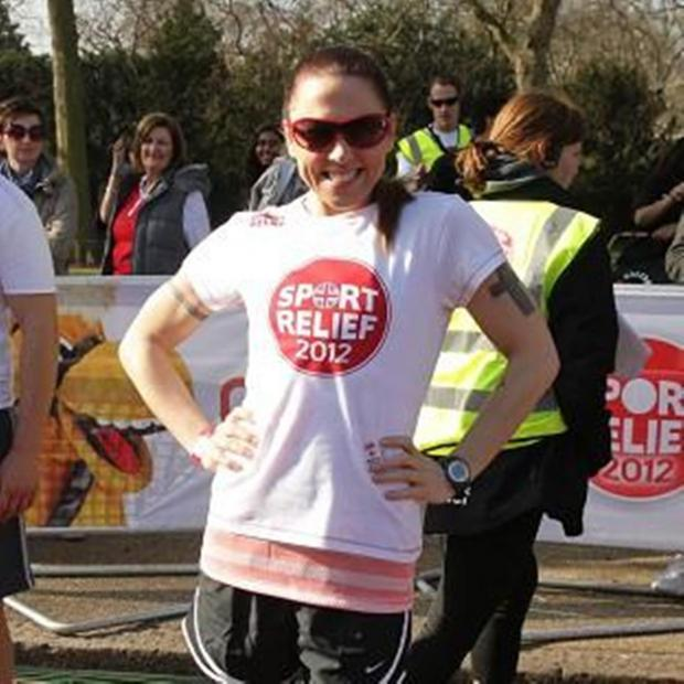 Ealing Times: Hunt out those trainers: time to enter for Ealing Sport Relief
