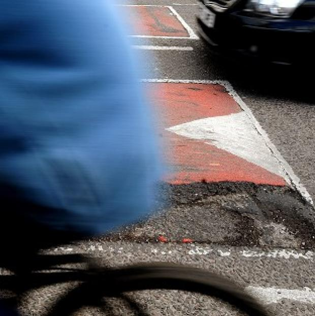 Ealing Times: A cyclist died after hitting a pothole