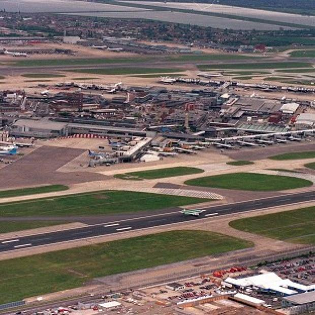 Ealing Times: Heathrow Airport's new �2.5 billion Terminal 2 will open in June