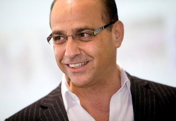 Enter the Dragon: Theo Paphitis will perform official opening