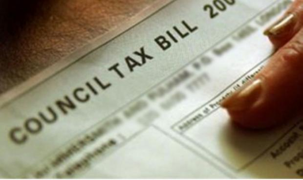 Pay your council tax by direct debit and you could win £25,000