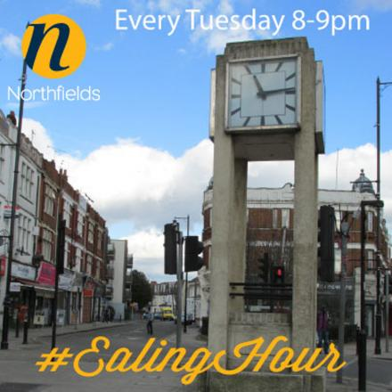 Ealing Hour helping thousands connect on twitter