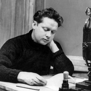 Ealing Times: Under Milk Wood was written by Dylan Thomas.