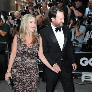 Victoria Coren Mitchell, pictured with her husband David, pulle