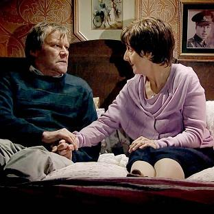 Ealing Times: The Lark Ascending was played during the final scenes of Hayley Cropper on Coronation Street
