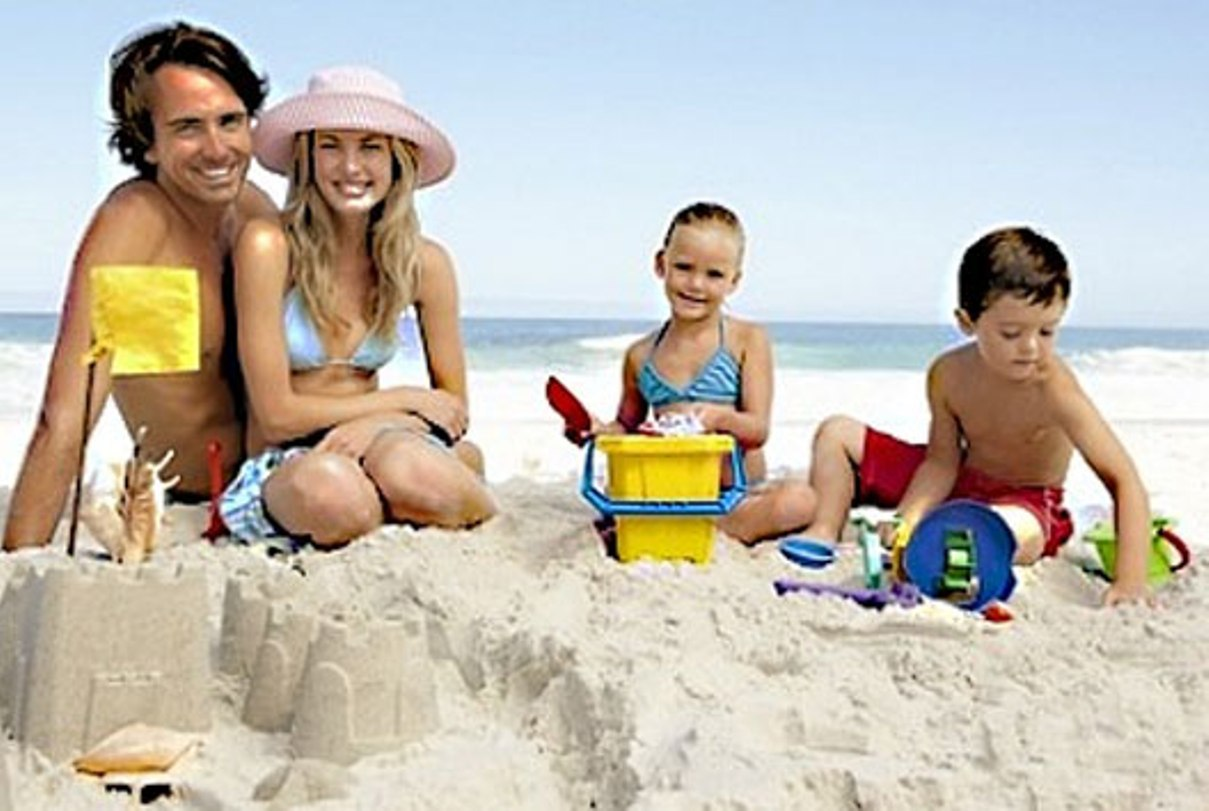 What price will you pay for your family holiday?
