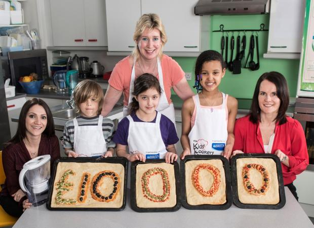 Numbers game: the Ealing charity will have £10K to spend