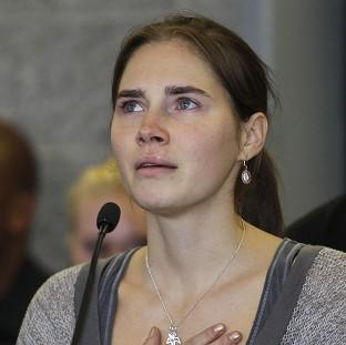 Ealing Times: Amanda Knox insisted she is innocent of the murder of British student Meredith Kercher and will appeal against an Italian court decision (AP)