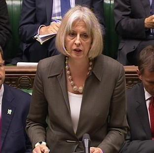 Ealing Times: Home Secretary Theresa May is one of three female Cabinet members