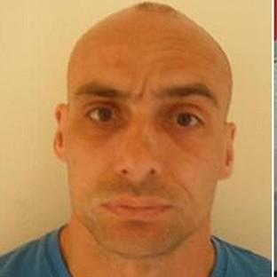 Anthony Peloe has been recaptured after absconding from an open prison (Cheshire Police/P